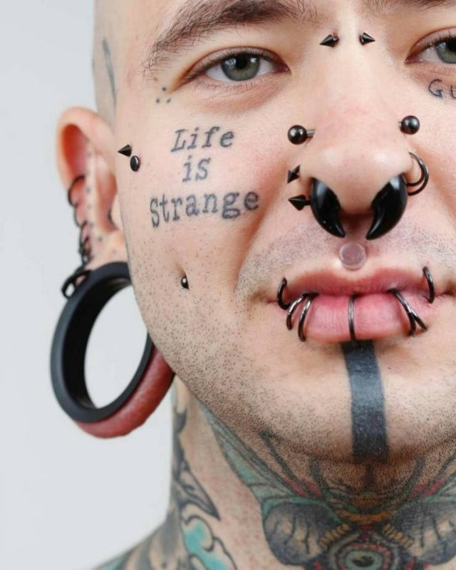 People Who Dramatically Changed Their Appearances (41 pics)