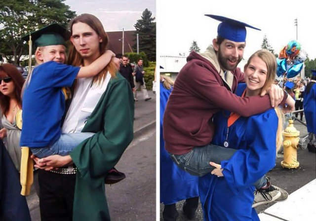 Awesome Siblings (18 pics)
