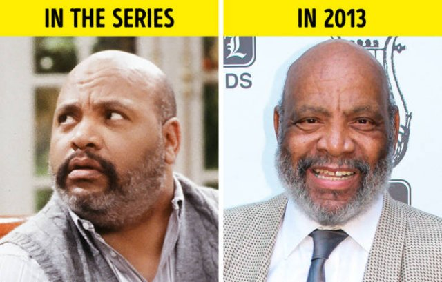 """The Fresh Prince Of Bel-Air"" Cast: Then And Now (11 pics)"
