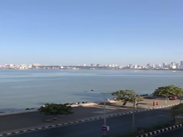 Mumbai, India Lockdown