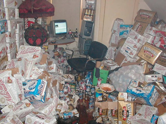 Some People Have To Prepare Their Home Offices For Work (22 pics)