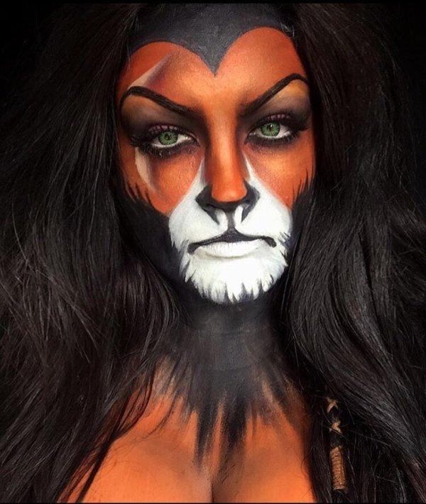 Magnificent Makeup By Natzbuzz (30 pics)