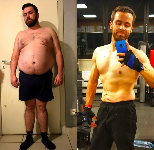 Awesome Body Transformations (25 pics)