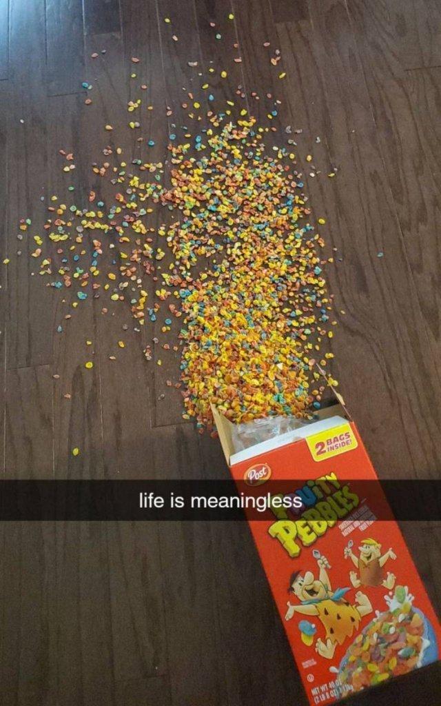 Bad Days Happen (50 pics)