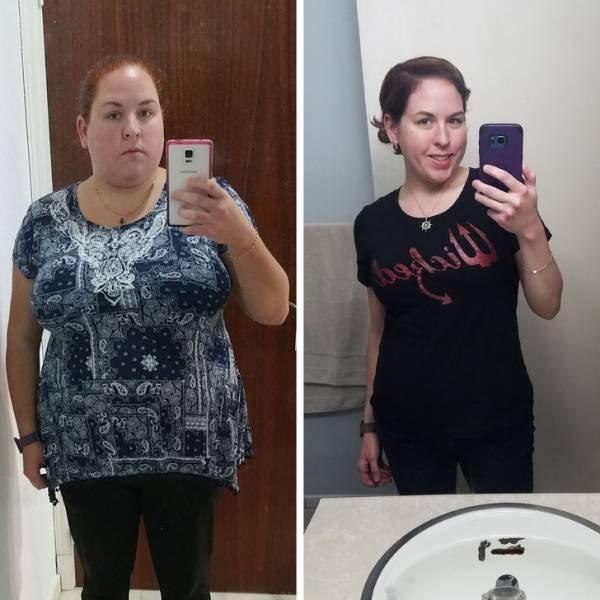 Amazing Weight Loss (45 pics)