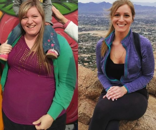 Amazing Weight Loss (45 pics)