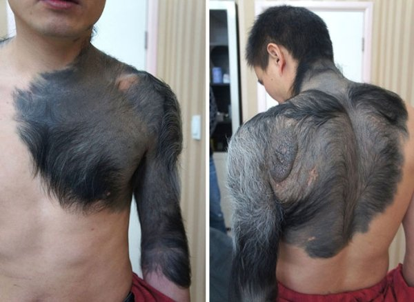 People With Unusual Appearance (30 pics)