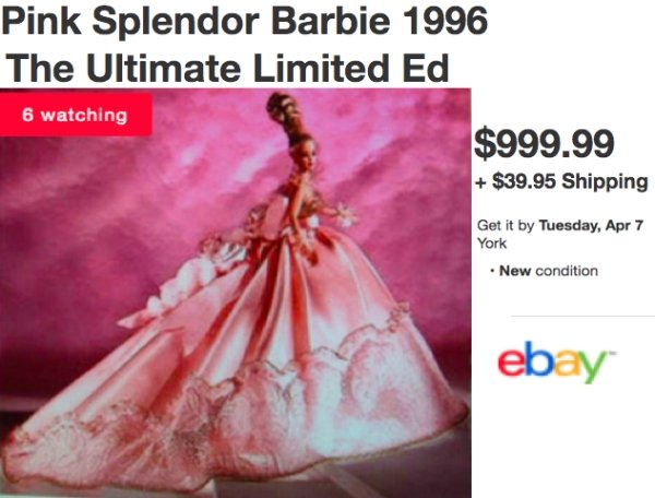 90s Toys And Books Worth A Lot Of Money (67 pics)