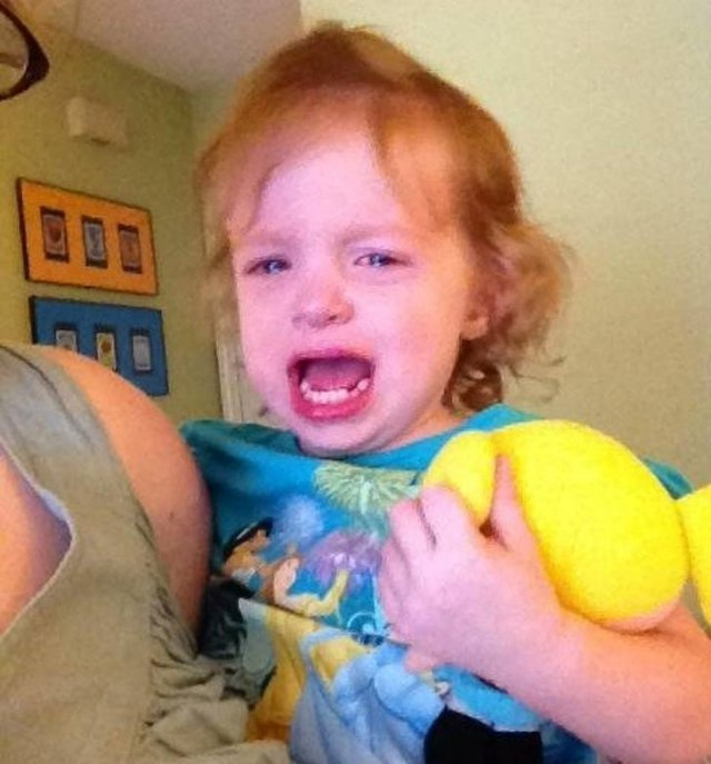 Why Kids Cry (15 pics)