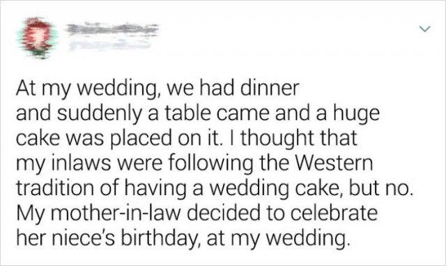 Wedding Fails (18 pics)