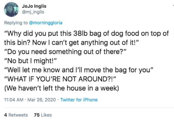 People Share The Dumbest Fights During Quarantine (21 pics)
