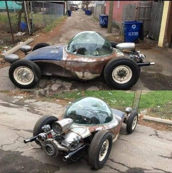 Weird Cars (40 pics)