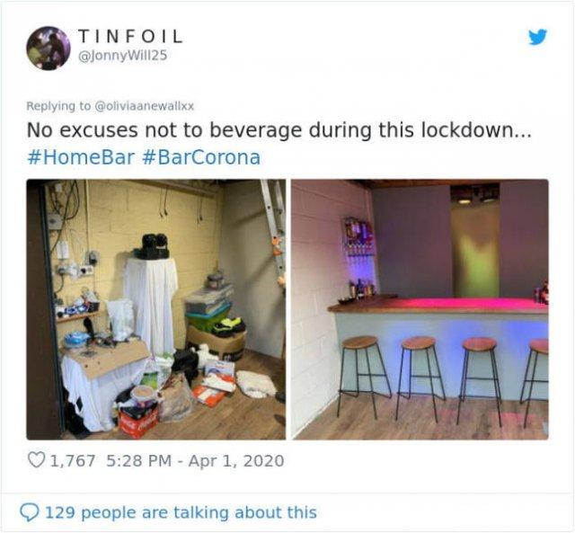 Creative People On Quarantine (28 pics)