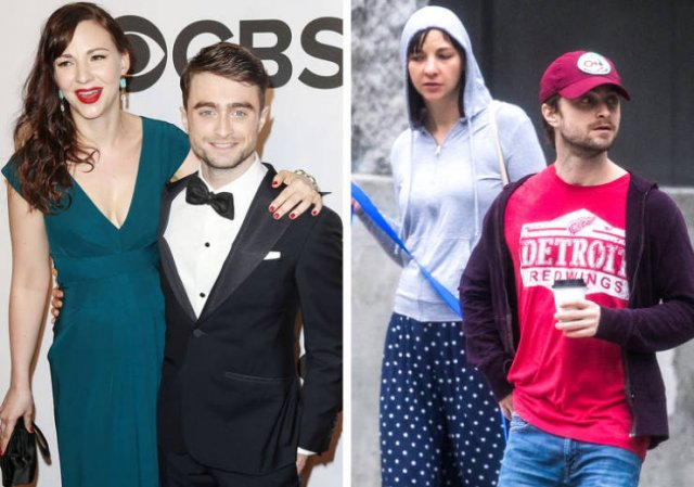 Celebrities: Tall Women And Their Short Partners (16 pics)