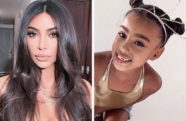 Celebrity Daughters Who Differs A Lot From Their Mothers (20 pics)
