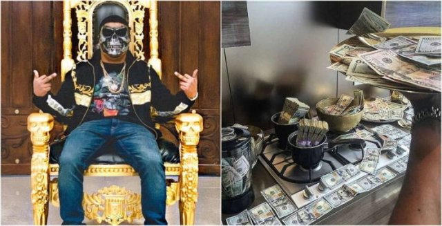 How Rich Instagram Kids Spend Quarantine Days (29 pics)