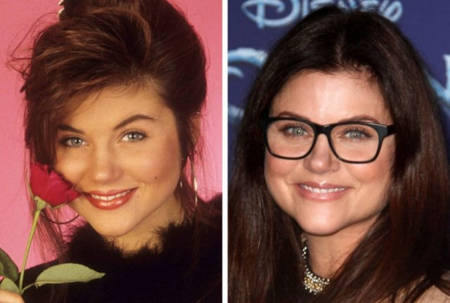 """""""Beverly Hills, 90210"""": Then And Now (18 pics)"""