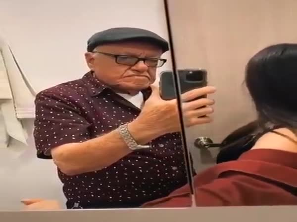 Grandpa's Got Moves