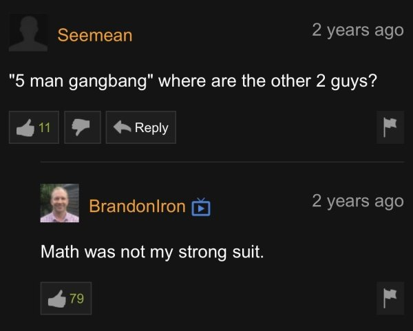 Pornhub Comments (31 pics)