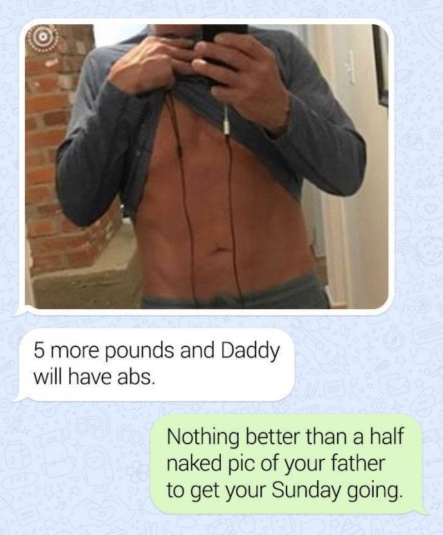 Dads Will Be Dads (20 pics)