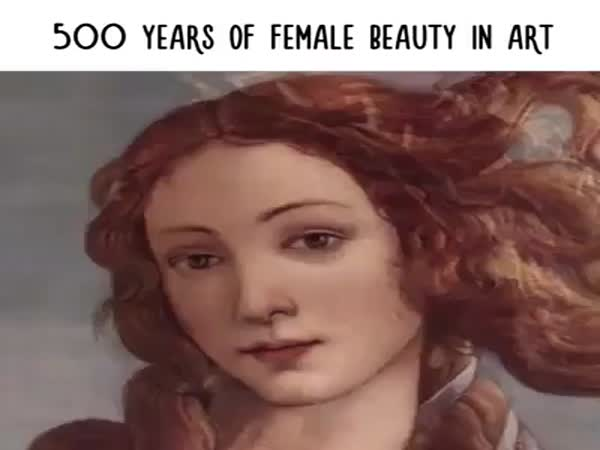 Beauty Throughout The Years