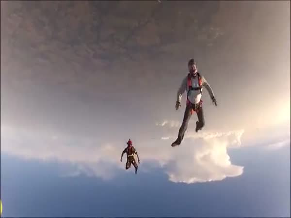 Skydiving Gone Wrong