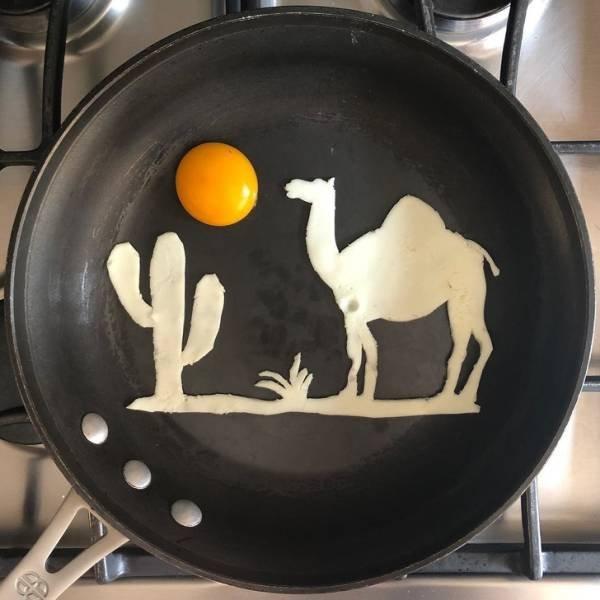 Egg Works By Michele Baldini (30 pics)