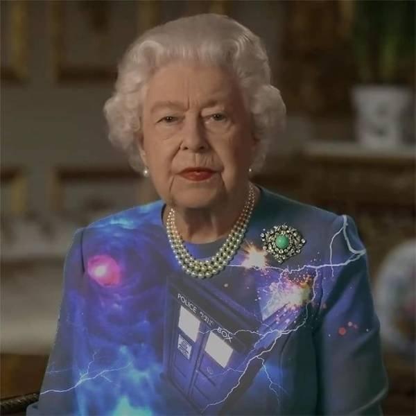 Queen Elizabeth Speech In A Green Outfit: Hilarious Tweets (35 pics)