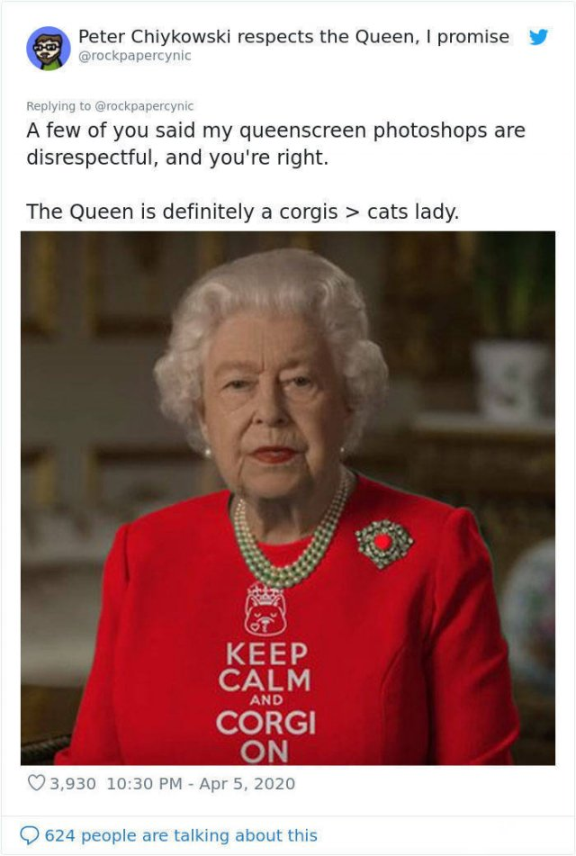 Queen Elizabeth Speech In A Green Outfit: Hilarious Tweets (35 pics)