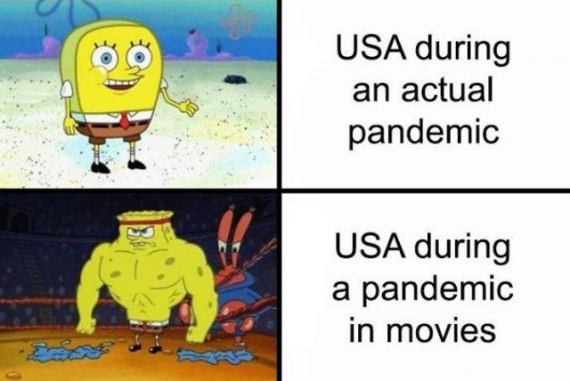 Quarantine Memes (40 pics)