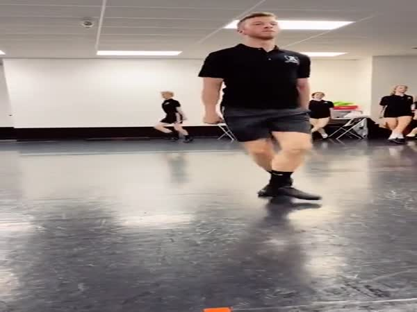 Some Irish Dance