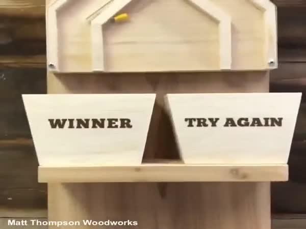You Deserve A Prize