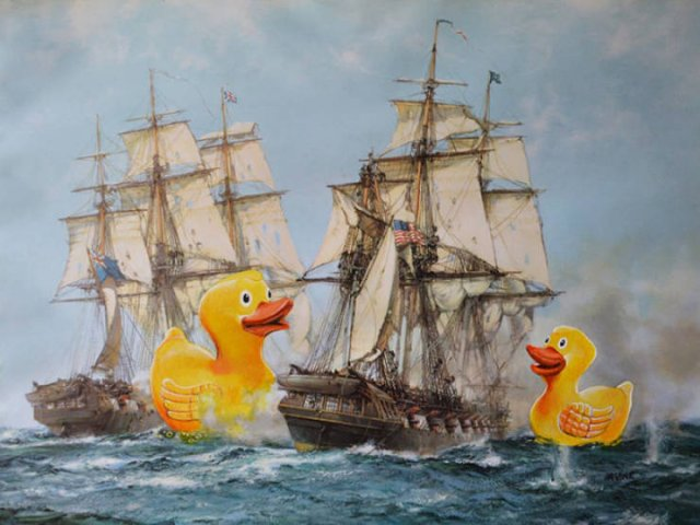 Weird Thrift Store Paintings (22 pics)