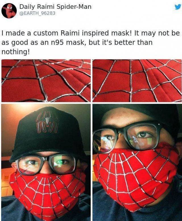 Creative Masks (20 pics)