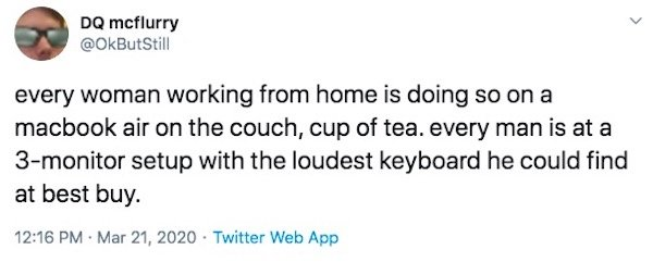 Working From Home Tweets (32 pics)