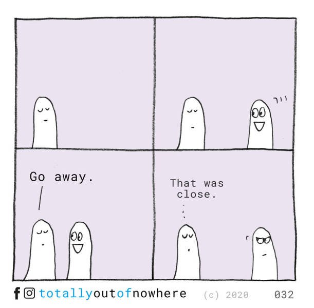 Comics About Being At Home With Your Close Ones (30 pics)