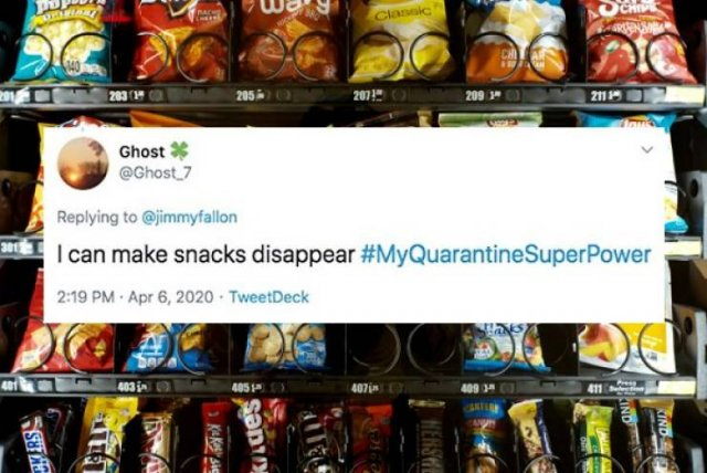 People Find New Superpowers During Quarantine (35 pics)