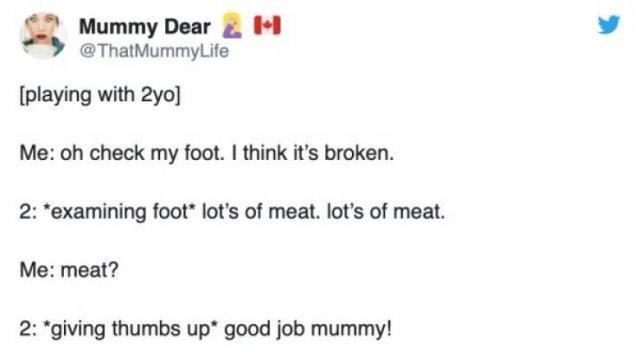 Parenting Tweets (19 pics)