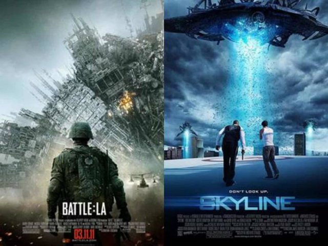 Same Movies In The Same Year (21 pics)