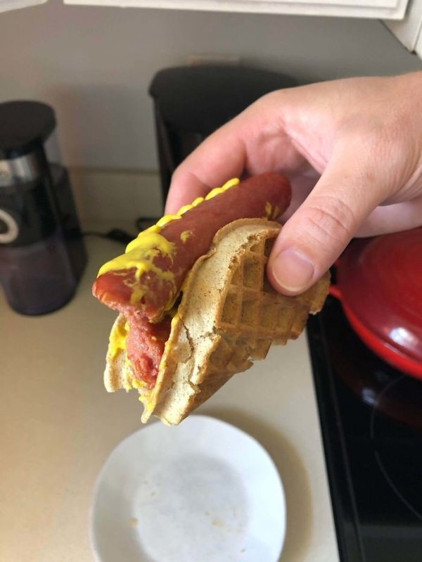 Quarantine Food Hacks (32 pics)
