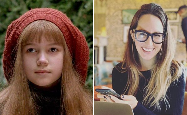 Kids From '80s & '90s Movies: Then And Now (19 pics)