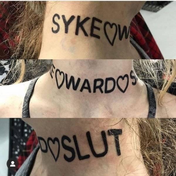 Bad Tattoos (29 pics)