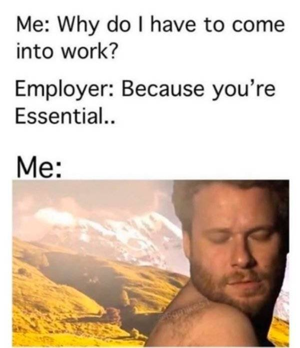 Essential Workers Memes (29 pics)