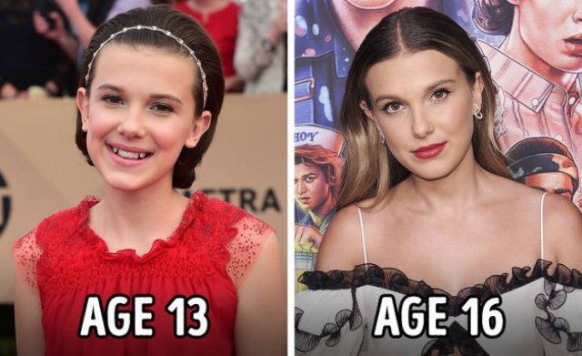 Celebrities Who Changed Dramatically (18 pics)