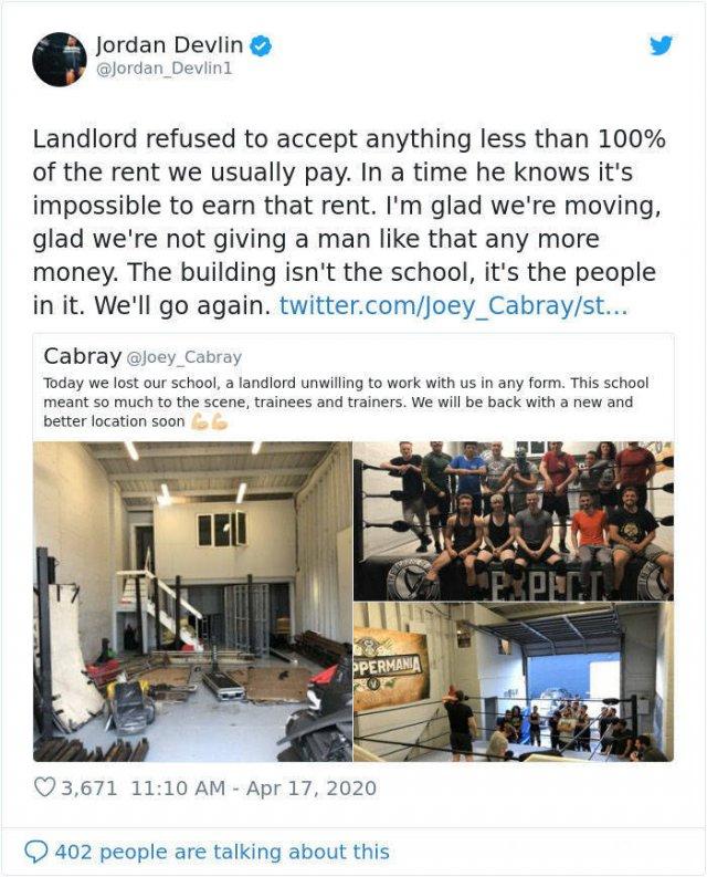 Landlords During Quarantine (26 pics)