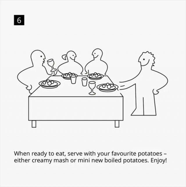 How To Cook Famous IKEA Swedish Meatballs (15 pics)