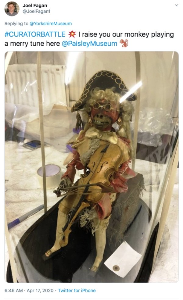 Museum Curators Share The Creepiest Objects Ever Found (27 pics)