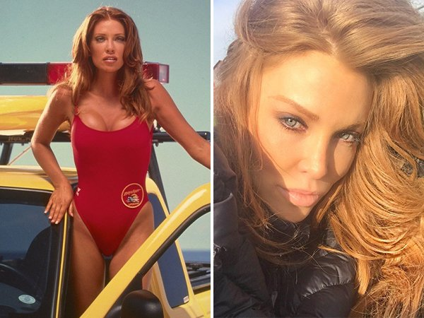 Baywatch Cast: Then And Now (19 pics)
