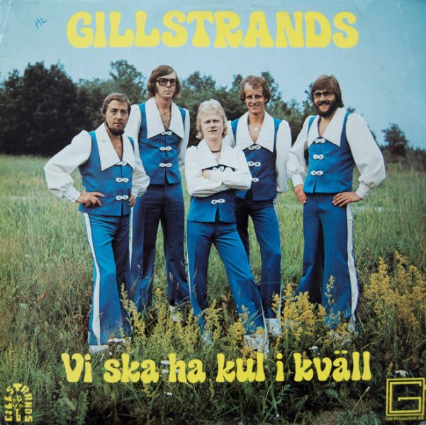 Album Covers Of Swedish Bands From 1970s (22 pics)