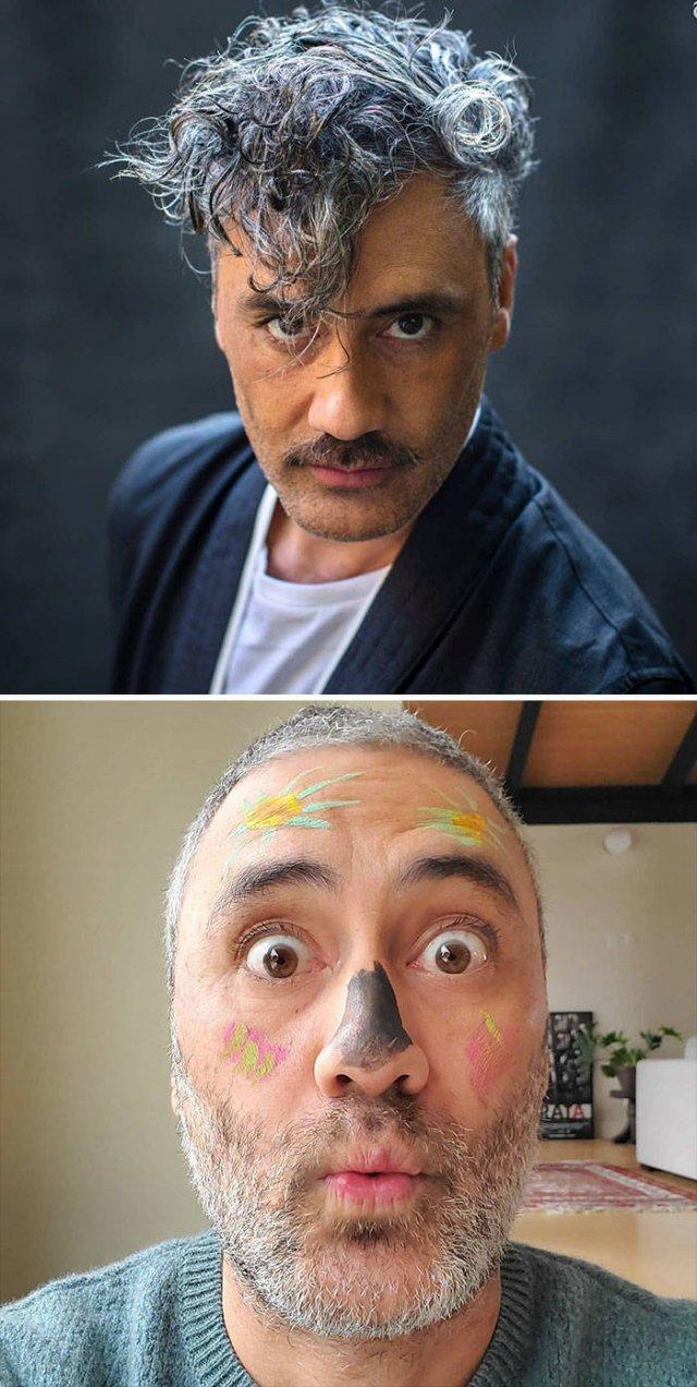 Celebrities During Quarantine (30 pics)